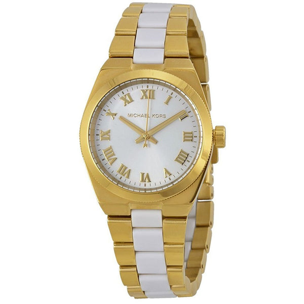 Michael Kors Channing Watch White