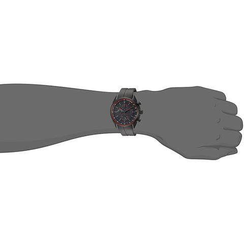 fa526f9a61b65a ... Drive From Citizen Eco Men s Quartz Stainless Steel and Polyurethane Casual  Watch, Color Black ...
