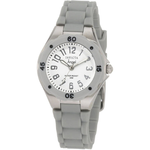 Invicta Women s 1611 Angel Collection Rubber Watch