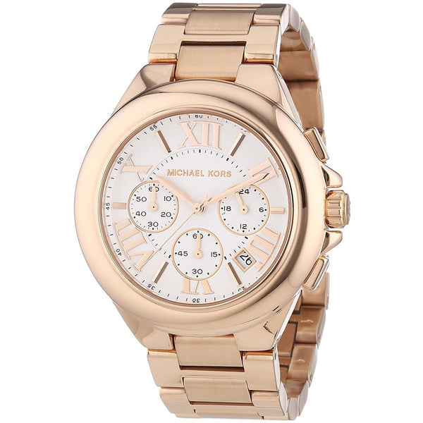 Michael Kors Camille Rose Gold Watch Mk5757