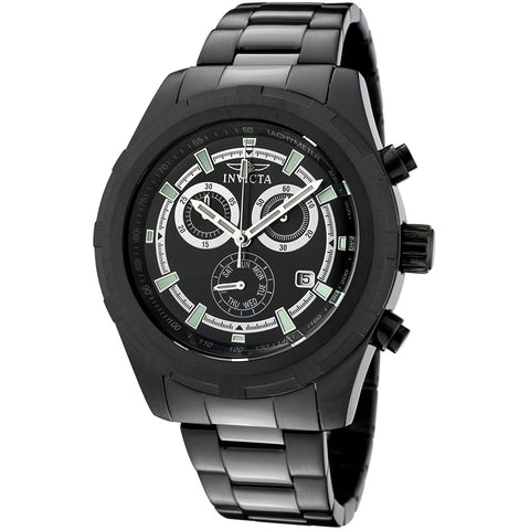 Invicta Men s 1563 II Collection Swiss Chronograph Watch