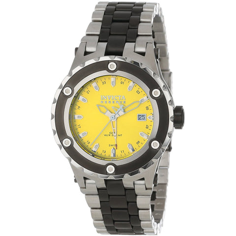 Invicta Midsize F0012 Reserve Collection Specialty GMT Watch