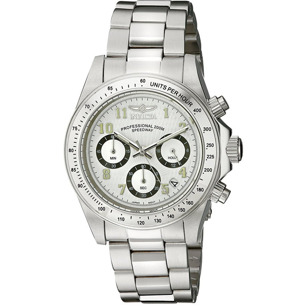 Invicta Men s 17023 Speedway Analog Display Japanese Quartz Silver Watch