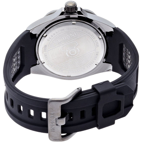 Invicta Men s 14839 Pro Diver Analog Display Swiss Quartz Black Watch