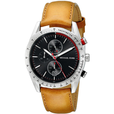 Michael Kors Men s Accelerator Brown Watch MK8439