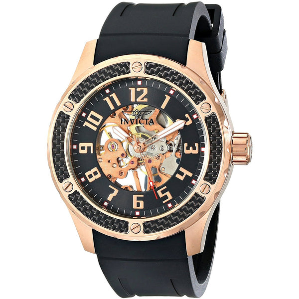 Invicta Men s 16280 Specialty Analog Display Mechanical Hand Wind Black Watch
