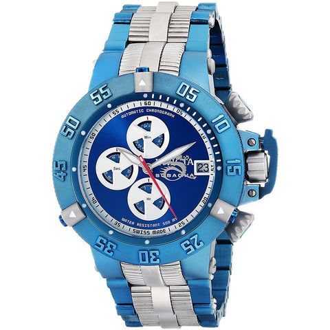 Invicta Men s 11645 Subaqua Noma III Swiss A07 Valgranges Chronograph Bracelet Watch