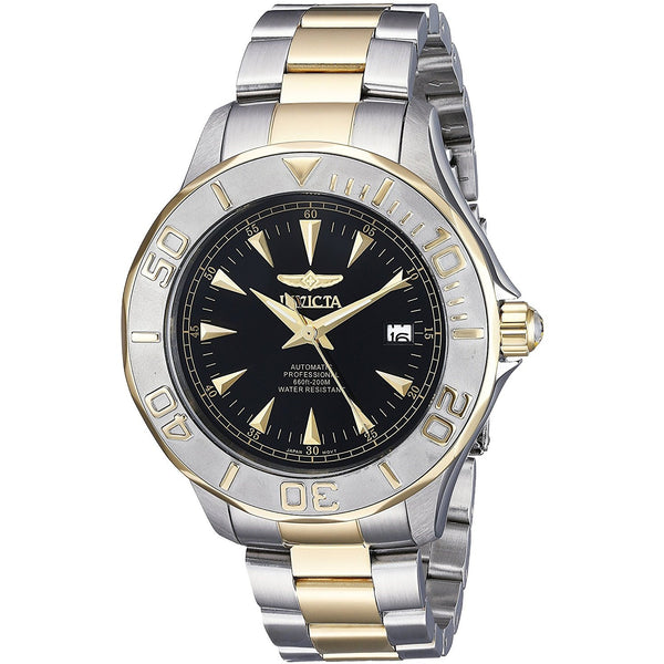 Invicta Men s 7037 Signature Collection Pro Diver Ocean Ghost Two Tone Automatic Watch