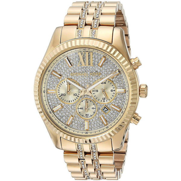 Michael Kors Watches Lexington Chronograph Watch