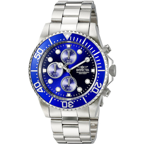 Invicta Men s 1769SYB Pro Diver Stainless Steel Watch