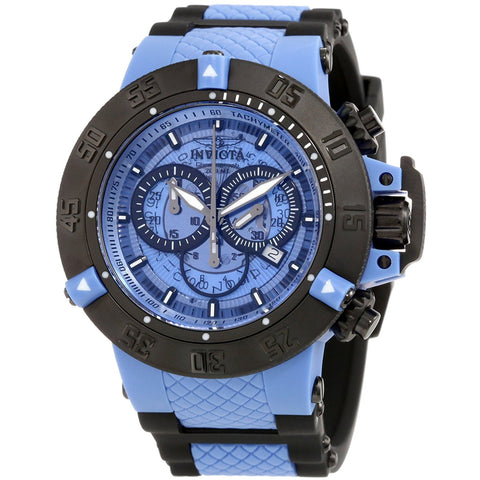Invicta Men s 0935 Blue Black Anatomic Subaqua Watch