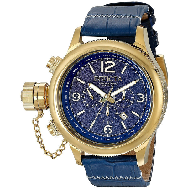 Invicta Men s 18577 Russian Diver Analog Display Japanese Quartz Blue Watch