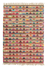 Asrin Bunting Multi-colour - star-rugs
