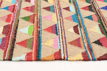Asrin Bunting Multi-colour Hallway Runner - star-rugs