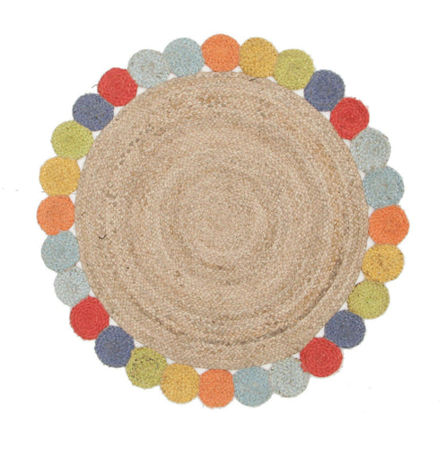 Asrin Tutti Multi-colour - star-rugs