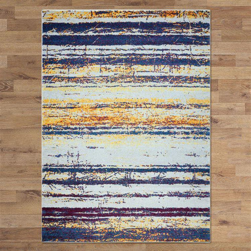 Bella Rugs 1093 Blue - star-rugs