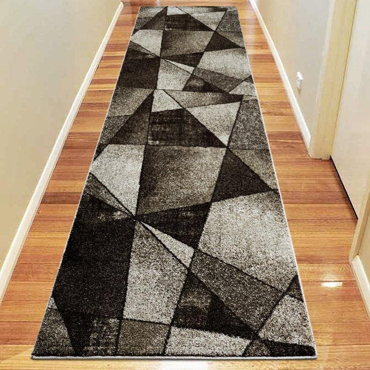 Atlanta 752 Latte Hallway Runner - star-rugs