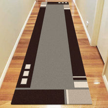 Avoca Collection 051 Ash Hallway Runner - star-rugs