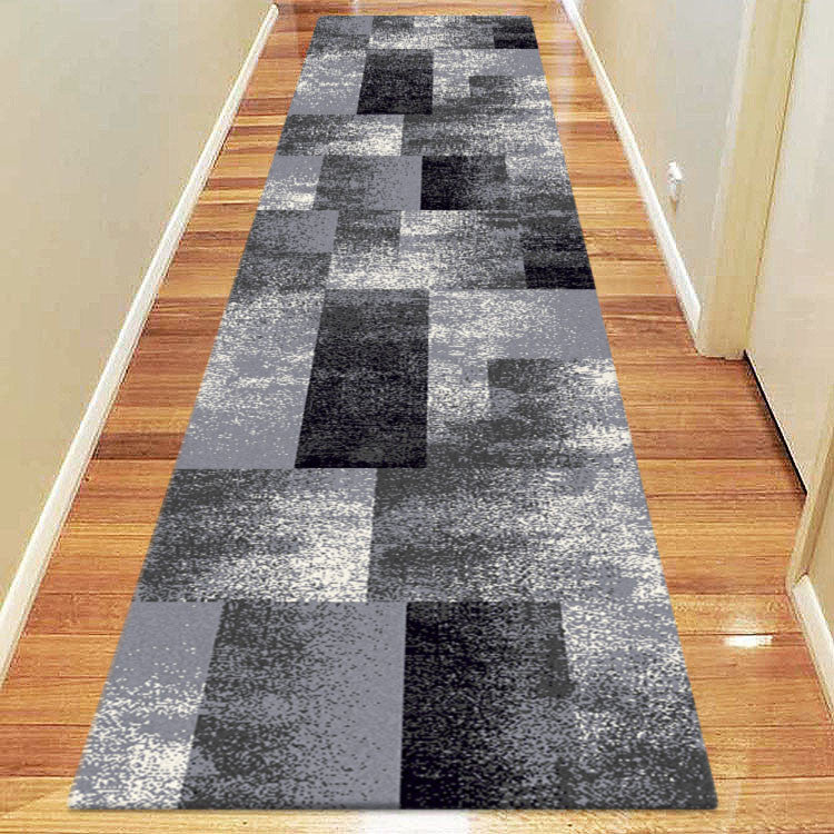 Avoca Collection 444 Grey Hallway Runner - star-rugs