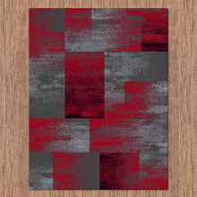 Avoca Collection 444 Red - star-rugs