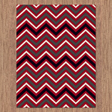Avoca Collection 554 Red - star-rugs