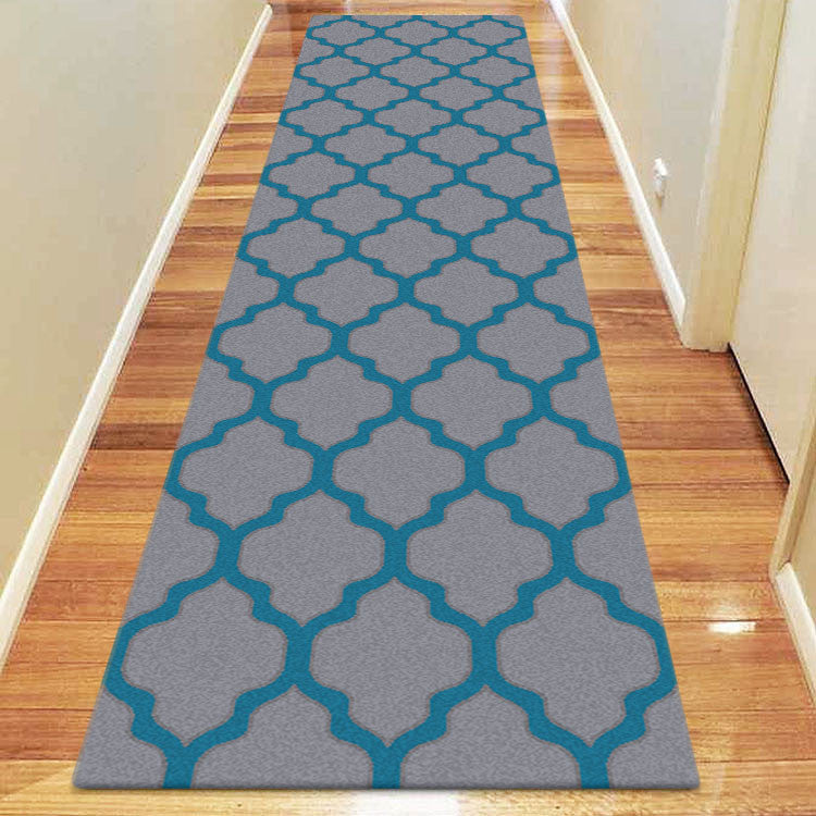 Avoca Collection 742 Grey Hallway Runner - star-rugs
