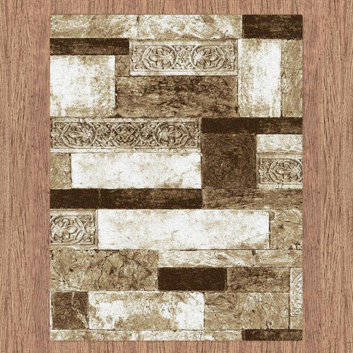 Chali Collection 9619 Beige Rug