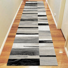 Chali Collection 7866 Grey Hallway Runner