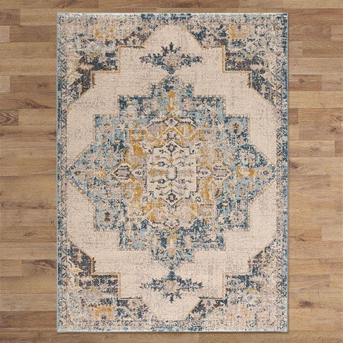 Canyon 591 Cream  Rug