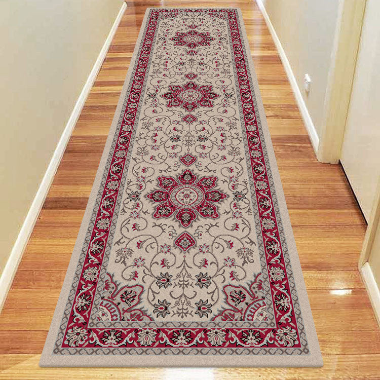 Diamond Collection 6267 Beige Hallway Runner