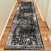Diamond Collection 3464 Black Rug