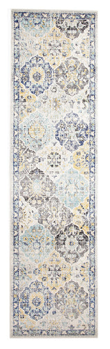 Eclipse 266 Multi-colour Hallway Runner