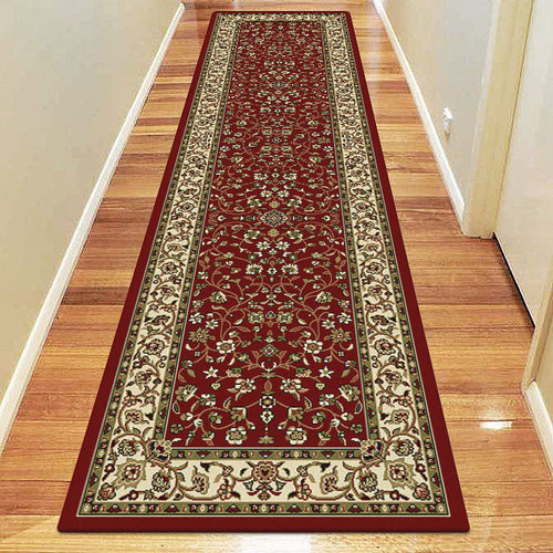 Empire Collection 7146 Red Hallway Runner