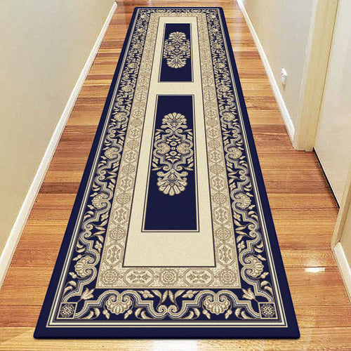 Empire Collection 7652 Dk Blue Hallway Runner