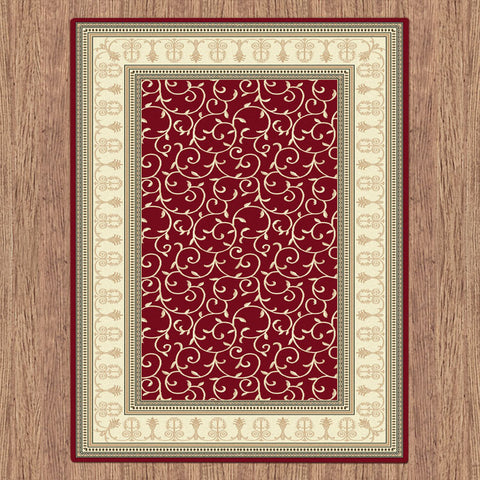 Empire Collection 7653 Red