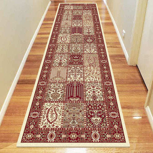 Empire Collection 7654 Cream Hallway Runner