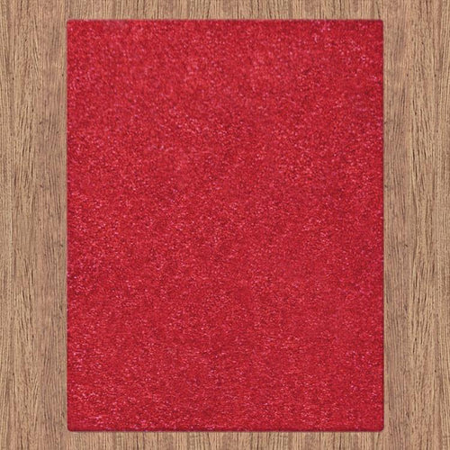 Europa Collection 1000 Red Hallway Runner