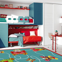 Kids Collection 5966 Multi colour