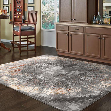 Angus 2728 Light Grey Rug