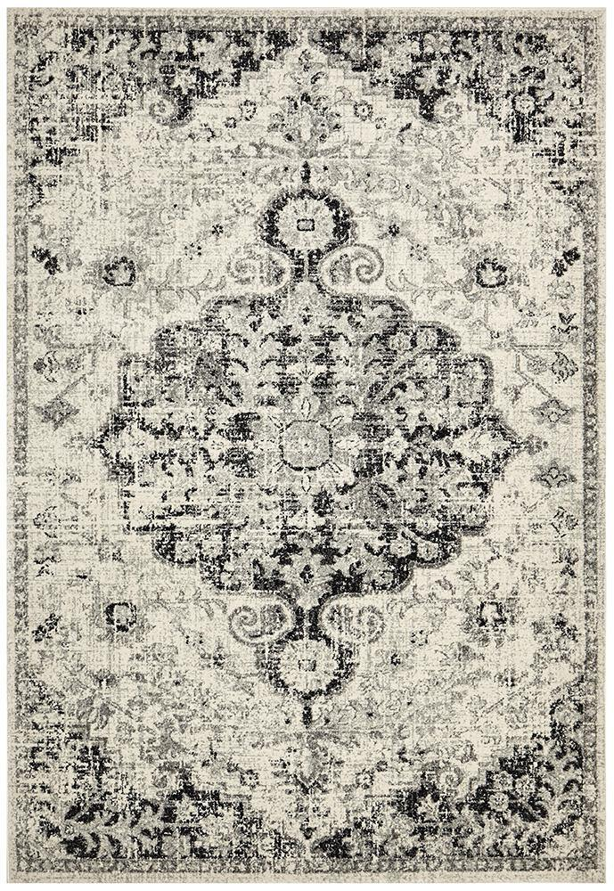 Admire 860 Charcoal Rug - star-rugs