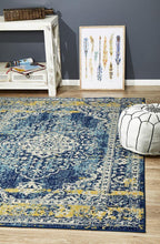 Admire 869 NAVY Rug - star-rugs