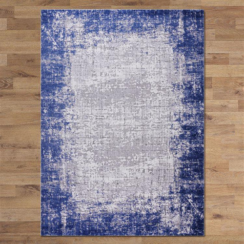 Montreal 8603 Blue Rug