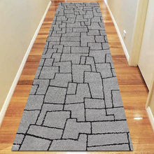Orlando 338 Grey  soft Shaggy Rug