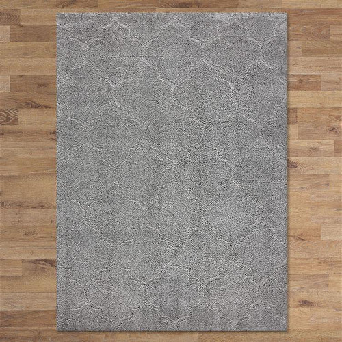 Orlando 349 Grey  soft Shaggy Rug