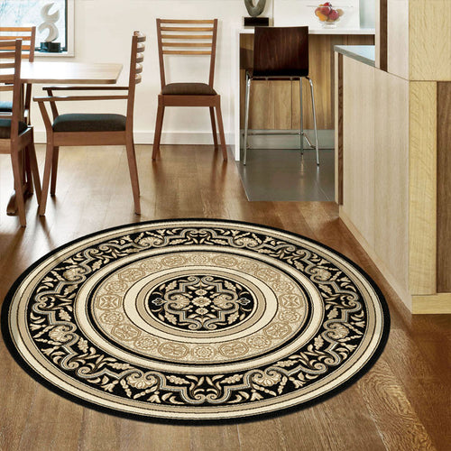 Empire 7652 Black Round