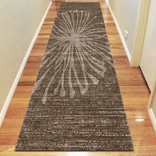 Platinum Collection 243 Brown Hallway Runner
