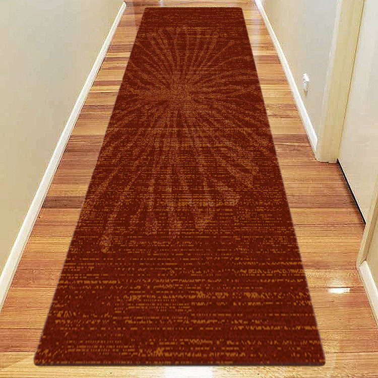 Platinum Collection 243 Red Hallway Runner