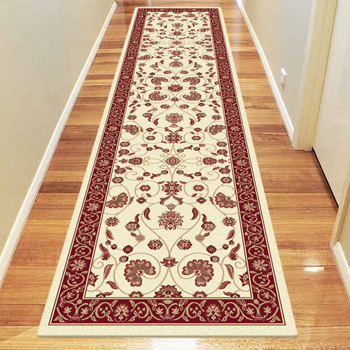 Oriental Collection 8001 Cream Hallway Runner