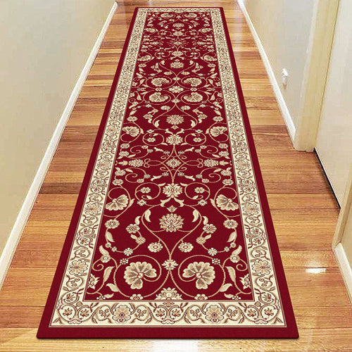 Oriental Collection 8001 Red Hallway Runner