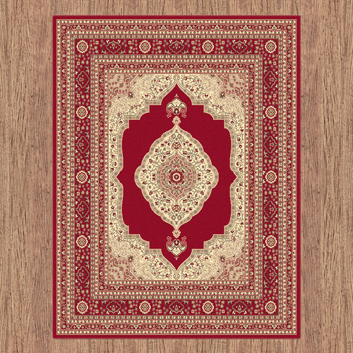 Budget Collection 6332 Red